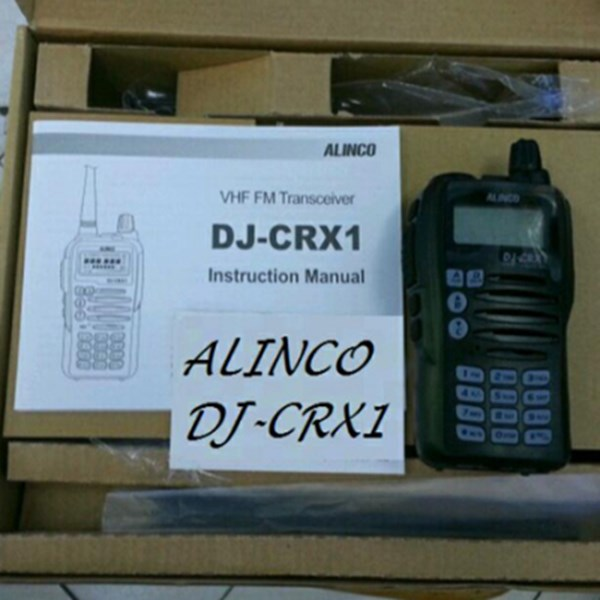 jual handy talky alinco dj-crx1