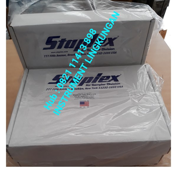 glass fiber filter || filter tfia 2 staplex