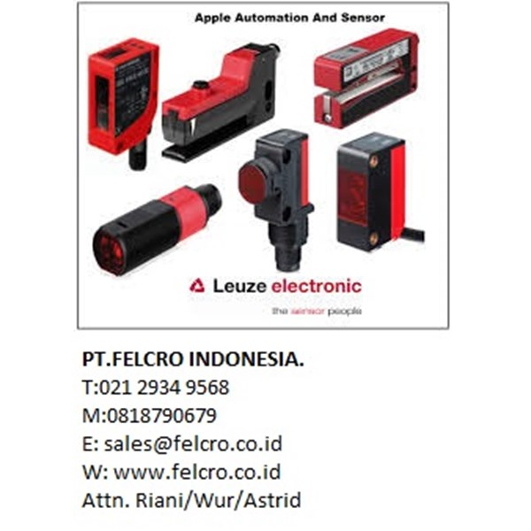 leuze-pt.felcro indonesia-0811910479-sales@felcro.co.id-5