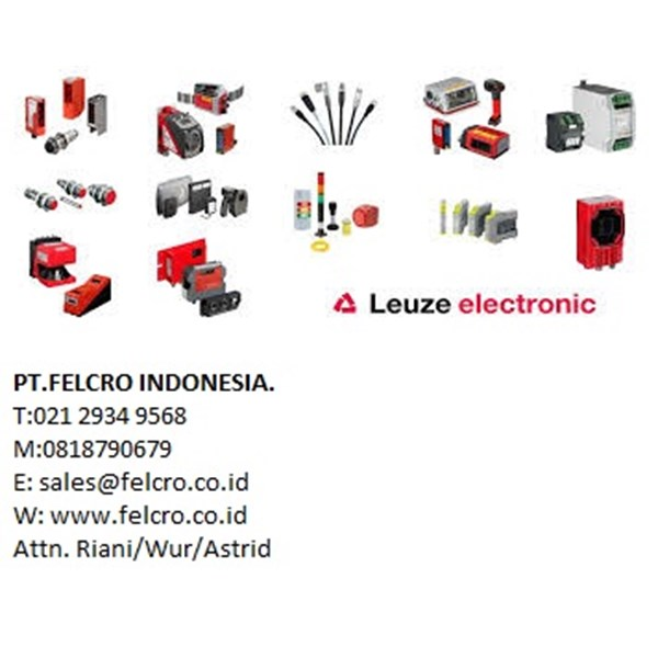 leuze-pt.felcro indonesia-0811910479-sales@felcro.co.id-4
