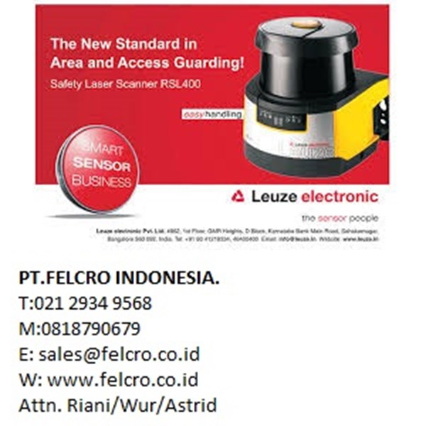 leuze-pt.felcro indonesia-0811910479-sales@felcro.co.id-1