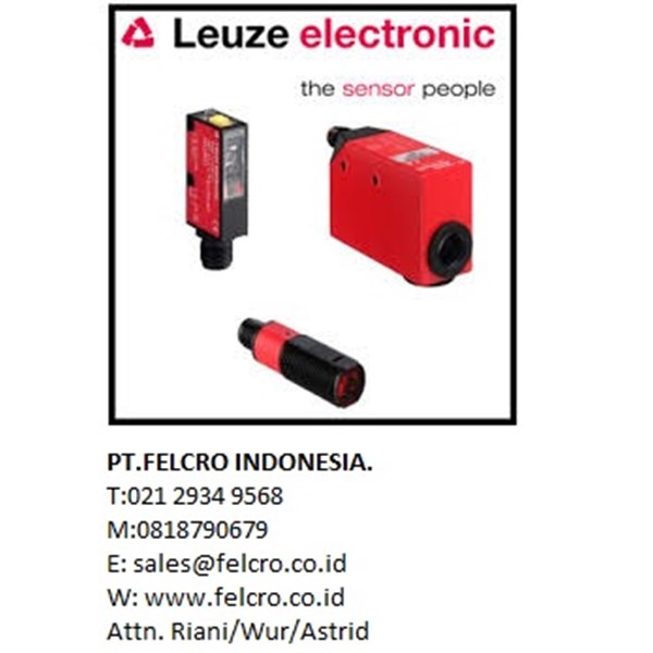 leuze-pt.felcro indonesia-0811910479-sales@felcro.co.id-3