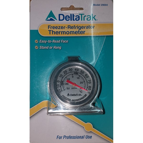 freezer-refrigerator thermometer 29004 deltatrak usa-1