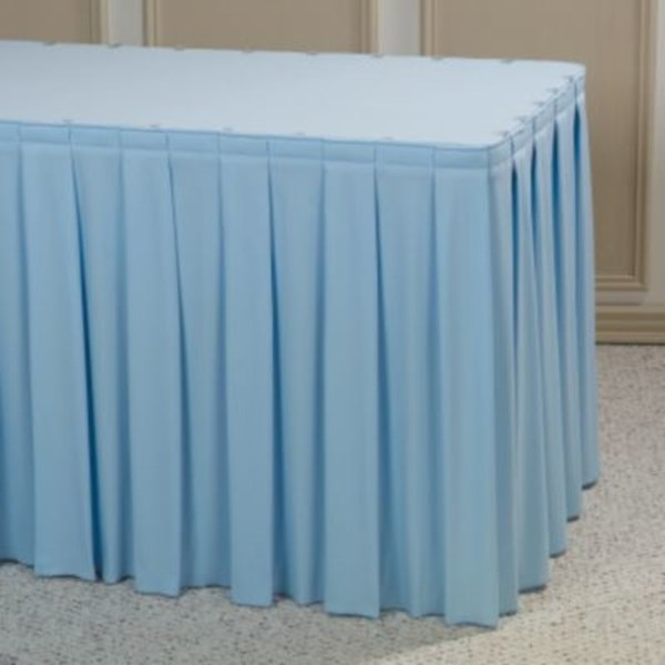table skritting biru muda