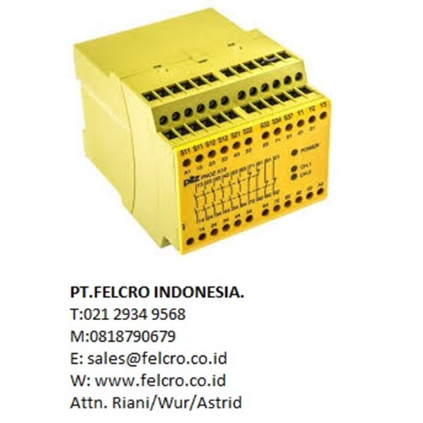 pilz indonesia|pt.felcro indonesia|0818790679|sales@felcro.co.id-7