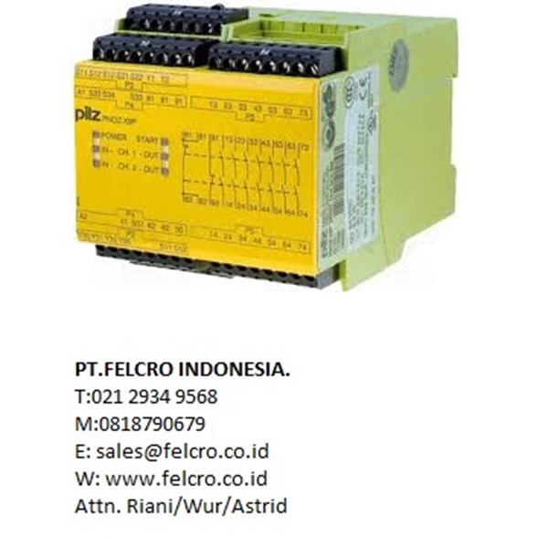pilz gmbh|pt.felcro indonesia|0818790679|sales@felcro.co.id-3