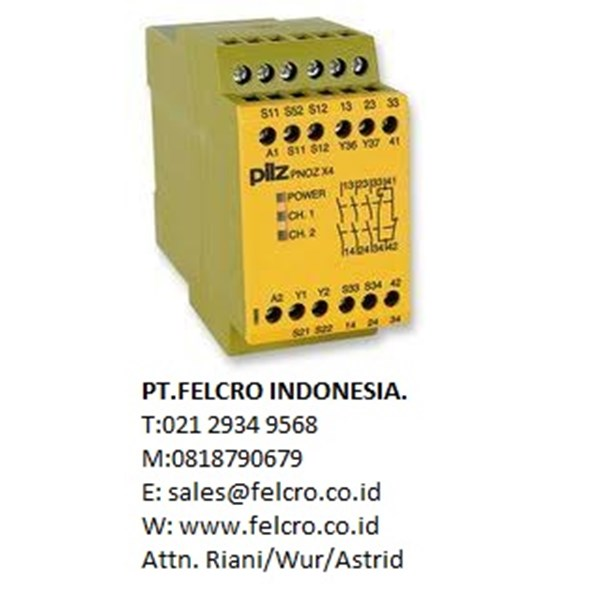 pilz indonesia|pt.felcro indonesia|0818790679|sales@felcro.co.id-5