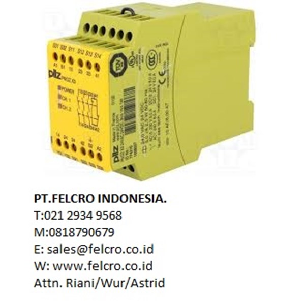 pilz indonesia|pt.felcro indonesia|0818790679|sales@felcro.co.id-3