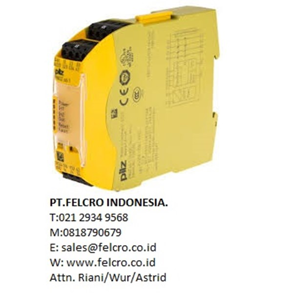 pilz gmbh|pt.felcro indonesia|0818790679|sales@felcro.co.id-2