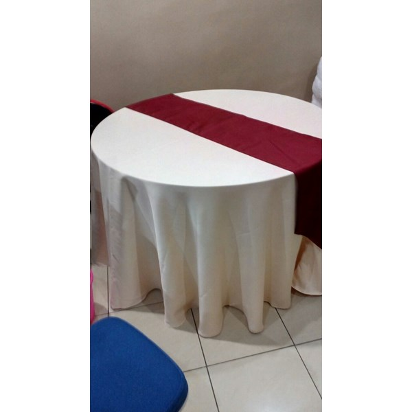 table cloth bahan gordyn