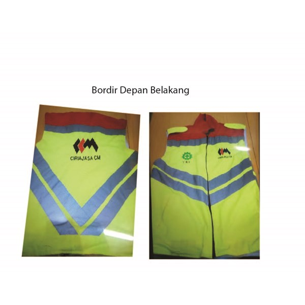 wearpack,coverall, rompi, kemeja. topi,rompi safety.dll-1