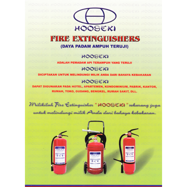 fire extinguisher dry chemical powder merk hooseki-1