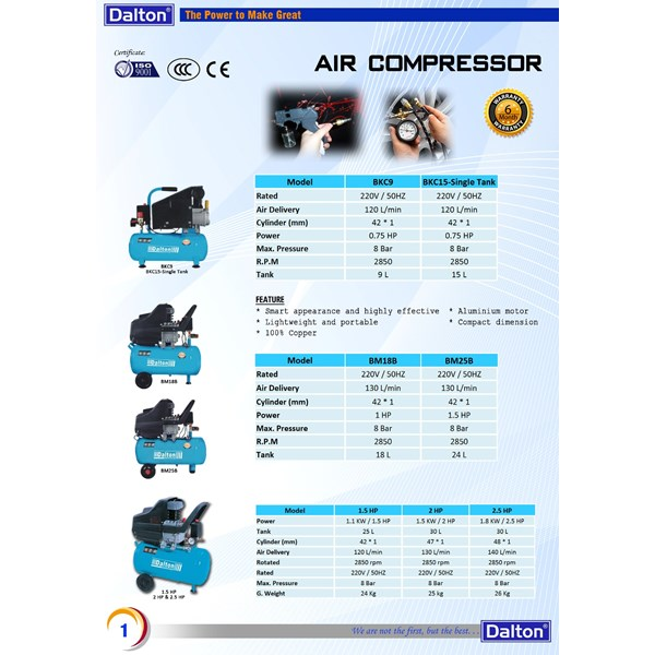 air compressor dalton-1