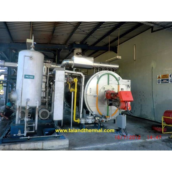 thermal oil boiler berkualitas