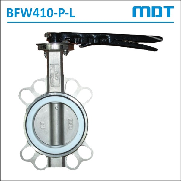 mdt | bfw410-p-l | butterfly valve, ptfe seat, lever-2