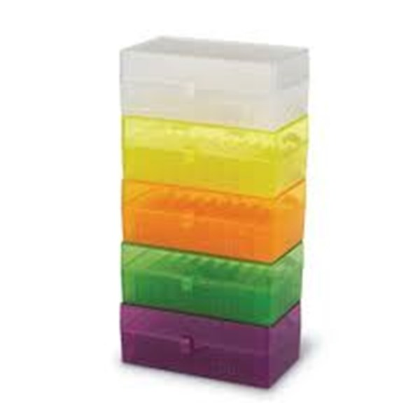 jual 50-well microtube storage boxes hs120032, hs120033
