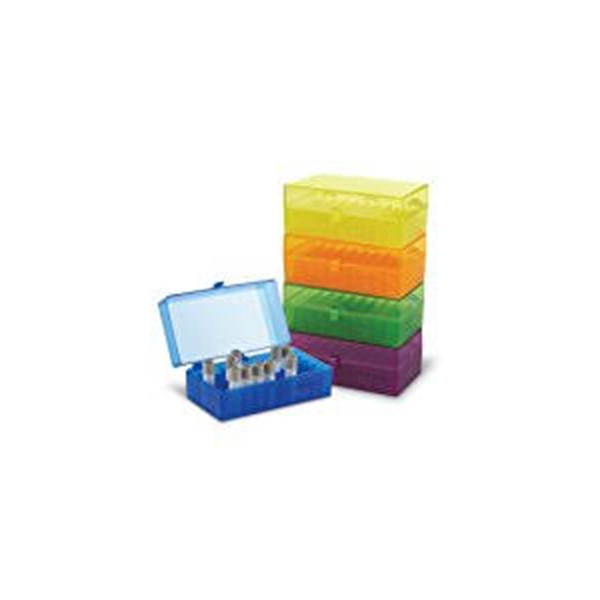 jual 50-well microtube storage boxes hs120032, hs120033-2