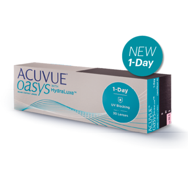 1 day acuvue oasys-2