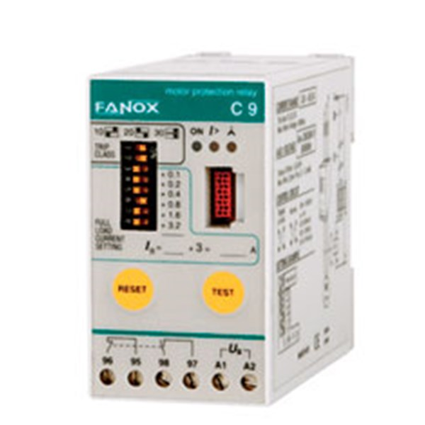 basic motor protection – c (fanox)