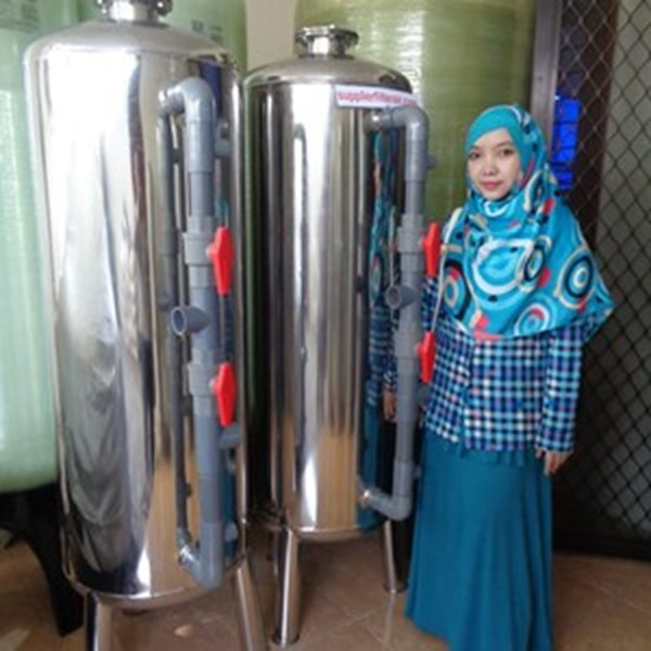 jual tabung filter air stainless steel 20 inch
