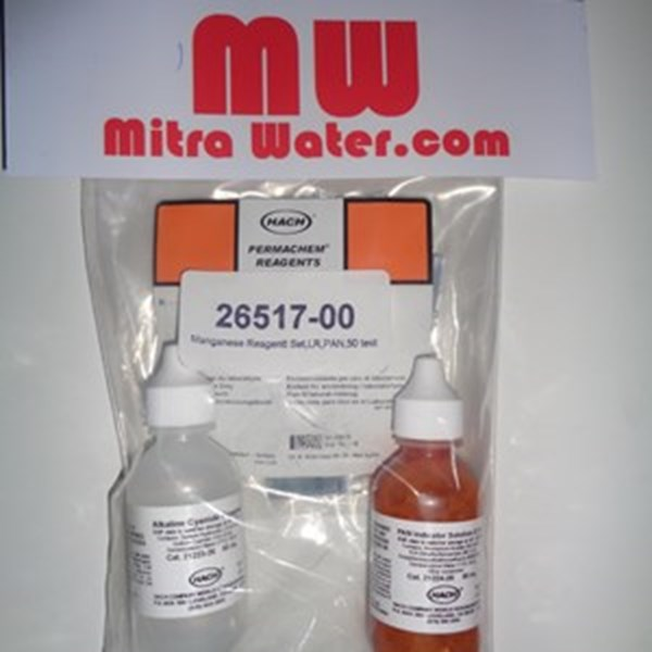jual manganese reagent hach