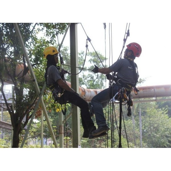 work at height safety