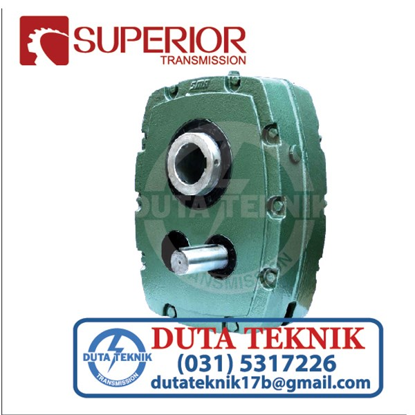 superior shaft mounted reducers smr metric series