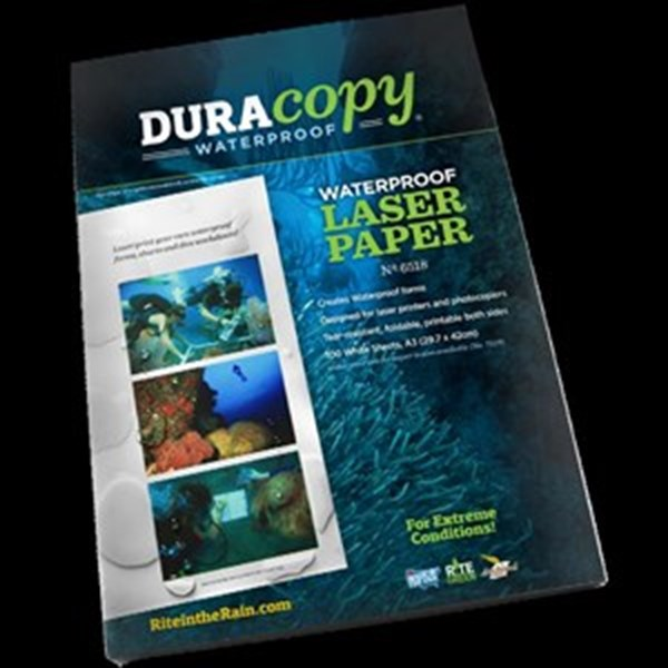 rr 6518 a3 duracopy laser copier paper rite in the rain