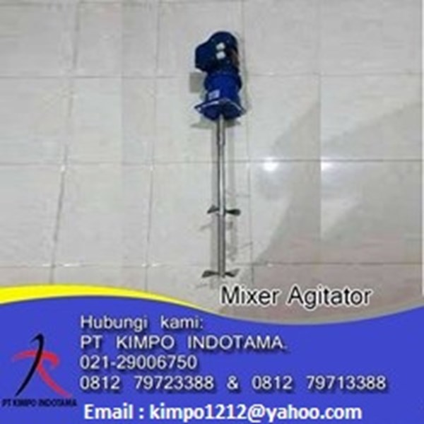 jual mixer agitator-3