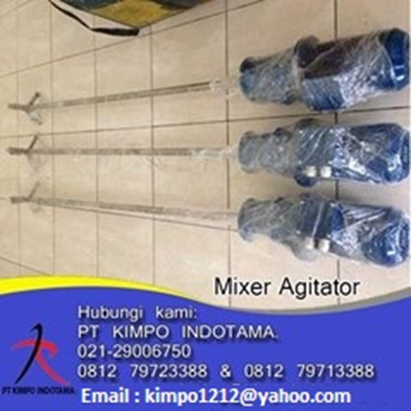 jual mixer agitator-4