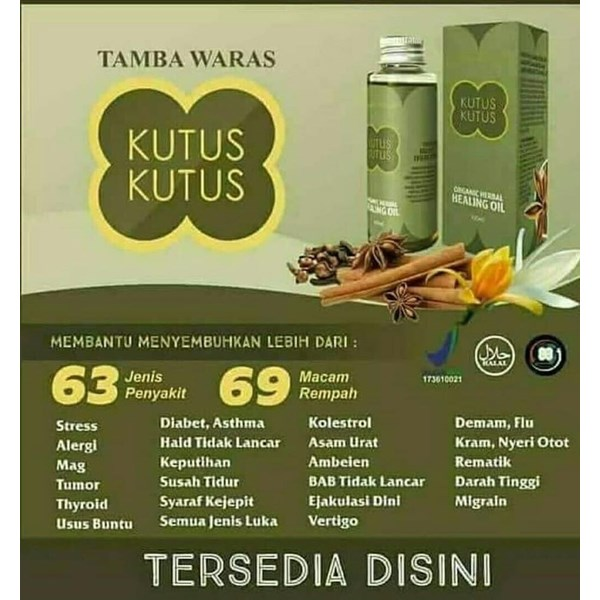 minyak herbal kutus-kutus original-4