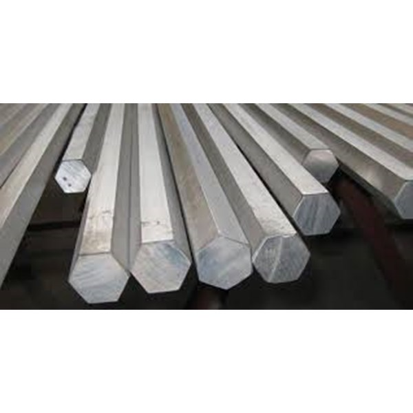 hexagonal bar/ as ss 201 dan 304/l-2