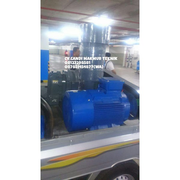 futsu roots blower tsd125 - tsd150-1