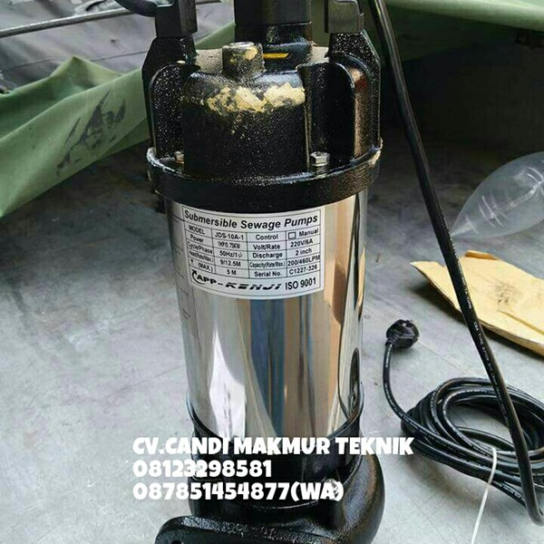 jual app submersible pump jds-jsb-jdsk
