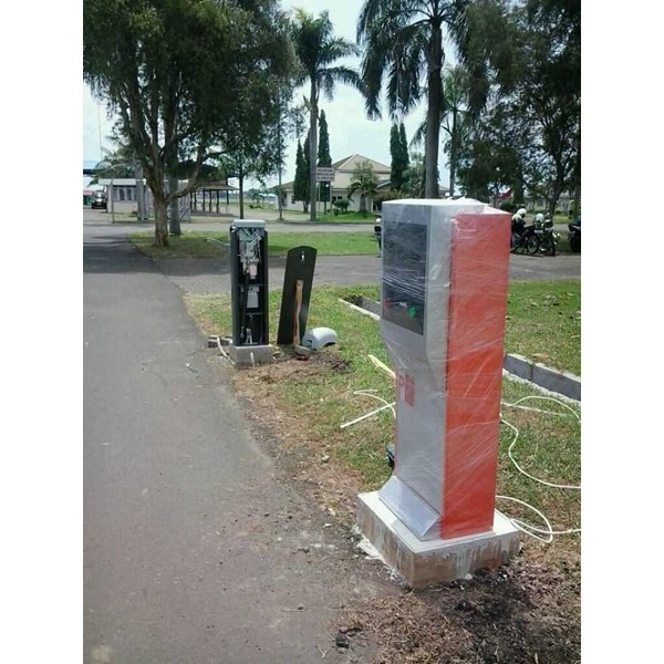 barrier gate murah-1