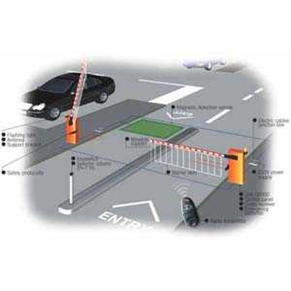 barrier gate murah-5