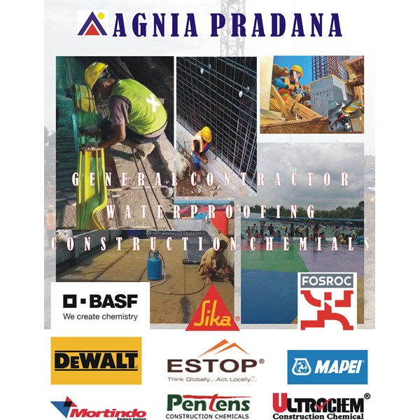 waterproofing & construction chemicals