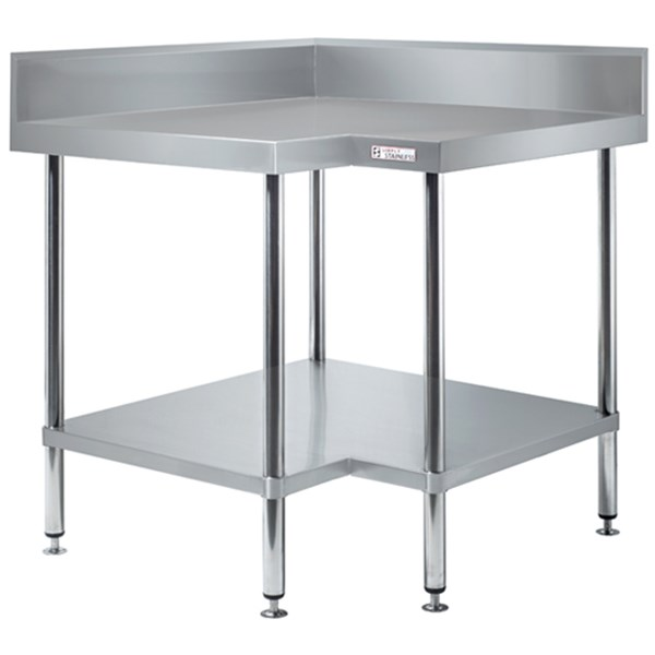 meja stainless dapur - work table