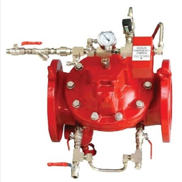 fire fighting system, fire detection & general alarm system-7