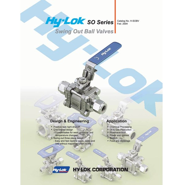 hy lok swing out ball valves-1