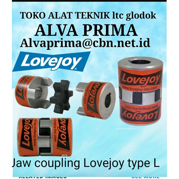 lovejoy coupling alva prima glodok