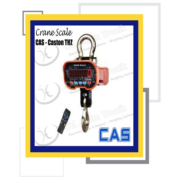 crane scale cas caston thz-1