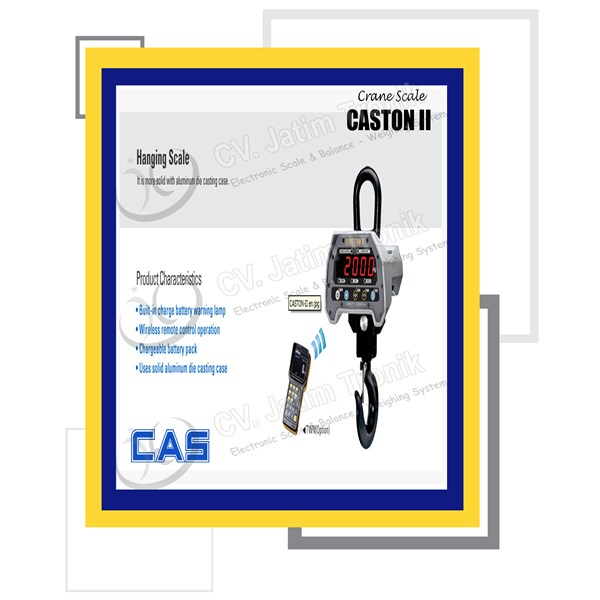 crane scale cas caston ii-1