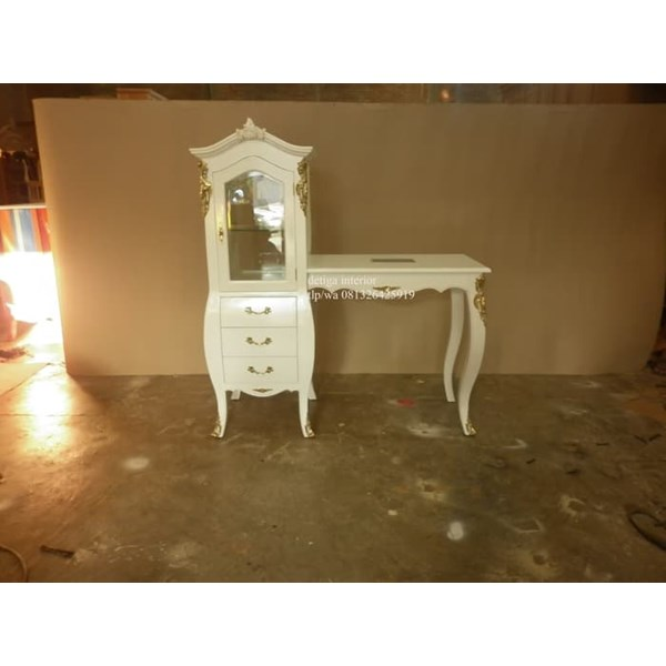 jual meja salon sandra, mebel jepara, furniture jepara-1