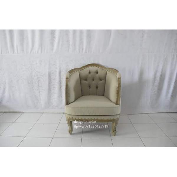 jual sofa single labista, mebel jepara, furniture jepara