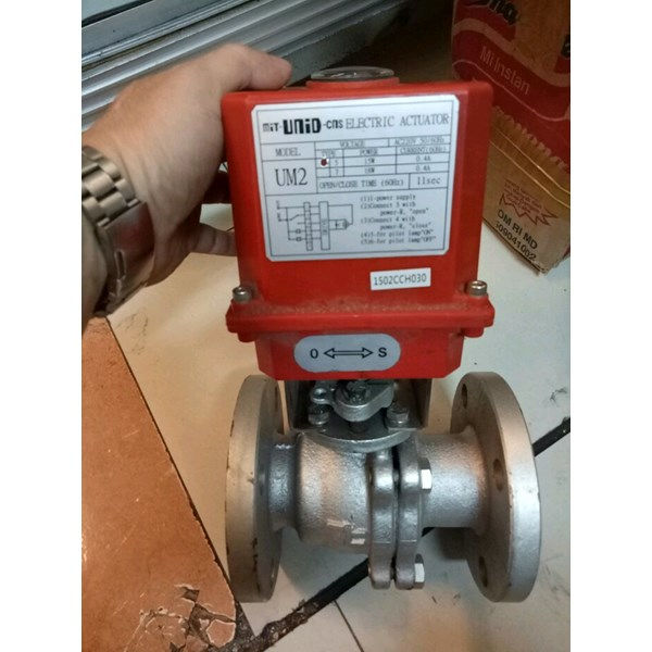 electric motorized/ actuator ball valve-2