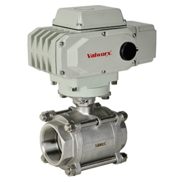 electric motorized/ actuator ball valve-4