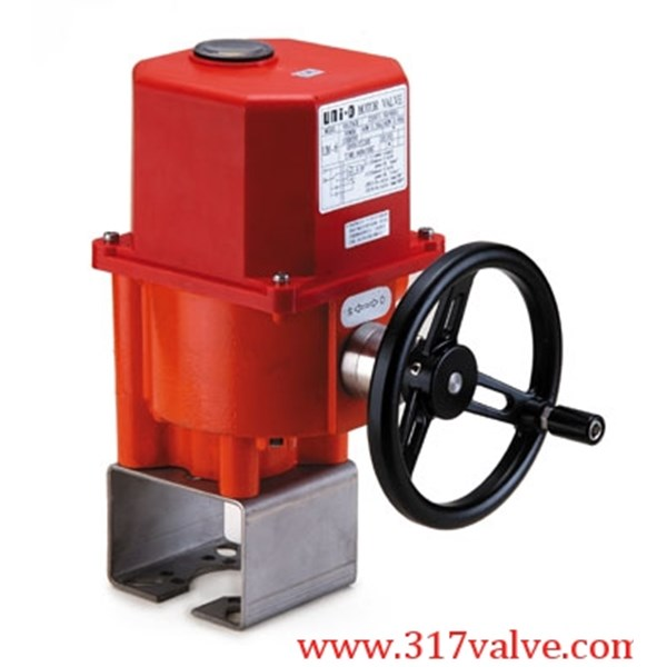 electric motorized/ actuator ball valve