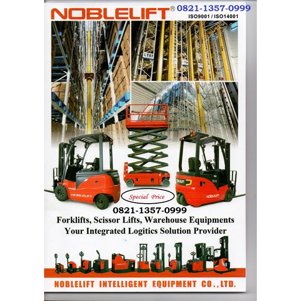 jual forklift electric germany-1