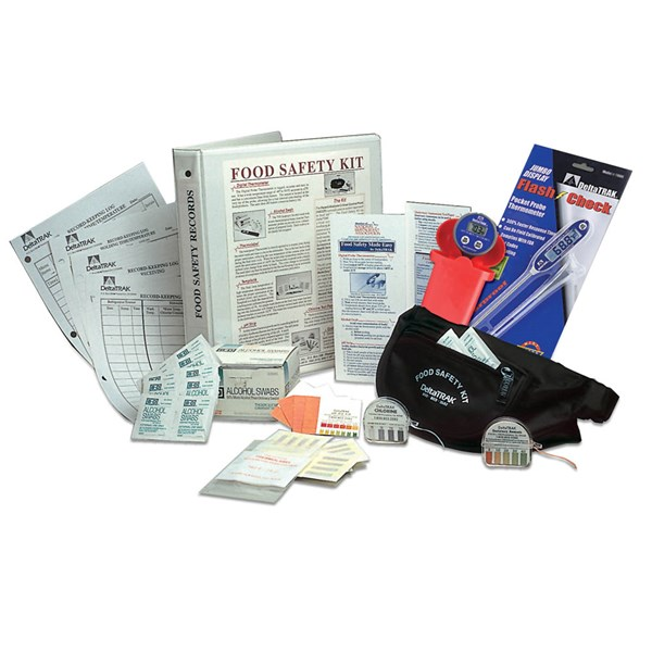food safety kit model 50000, 50003, 50010 deltatrak usa-1